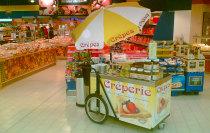 Crêperien Shop-in-Shop